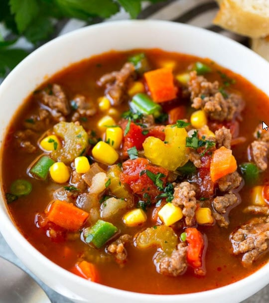Recipes With Ground Meat