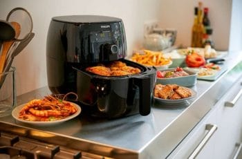 Using The Airfryer