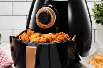popcorn chicken air fryer