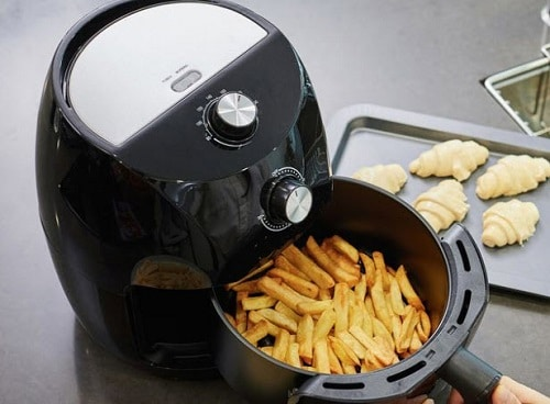 Follow these steps to air fry without an air fryer