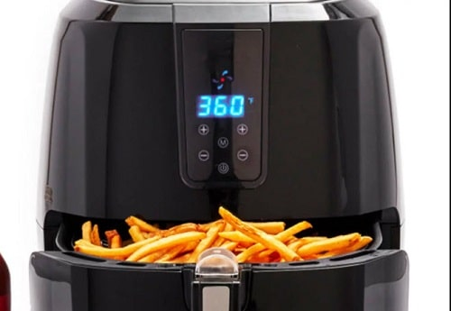 You don't preheat your air fryer