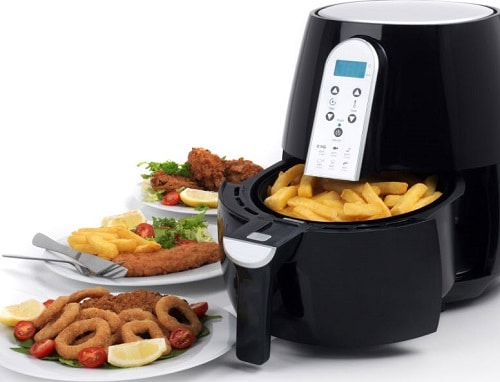 You overcrowd the air fryer pan