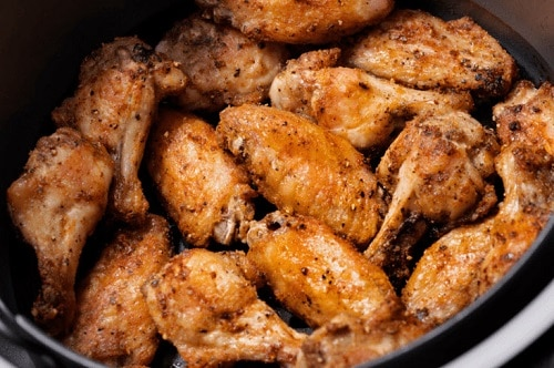 How Many Calories In Air Fryer Chicken Wings
