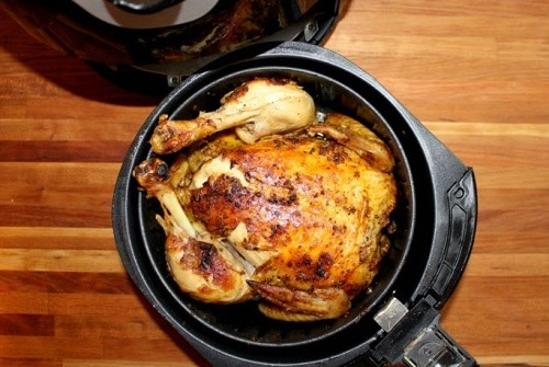 How To Cook Whole Chicken In Air Fryer