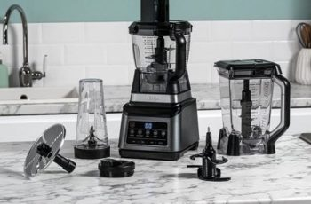 Can Food Processor Be Used As Blender