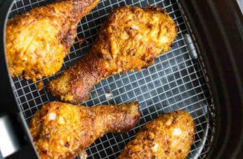 How Long To Cook Chicken Legs In Air Fryer