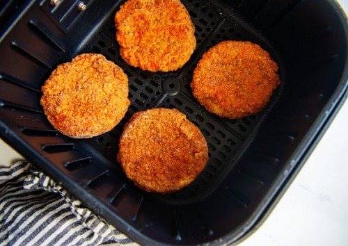 How Long To Cook Chicken Patties In Air Fryer