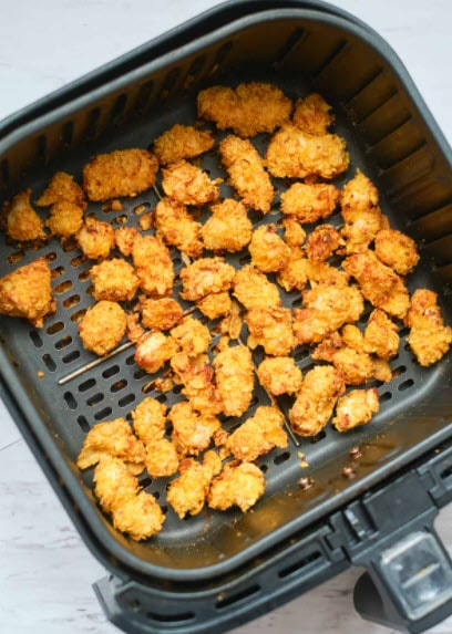 How Long To Cook Popcorn Chicken In Air Fryer