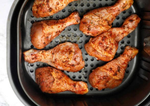 How To Cook Chicken Legs In Air Fryer