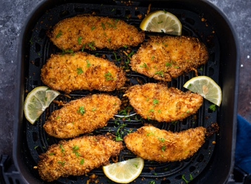 How To Cook Chicken Strips In Air Fryer