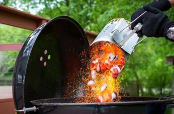 How To Get A Charcoal Grill Hot
