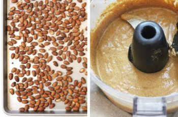 How To Make Almond Butter In A Food Processor