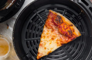 How To Reheat Pizza In Air Fryer