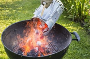 How To Start A Charcoal Grill With Chimney