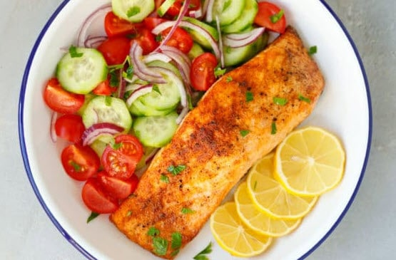How to cook Salmon in an Air Fryer