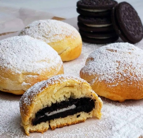 How to cook deep fried Oreos in Air Fryer