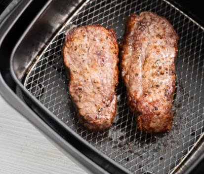 How to cook steak in an air fryer