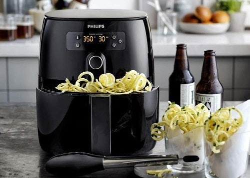 What Can You Make In Top Rated Air Fryer
