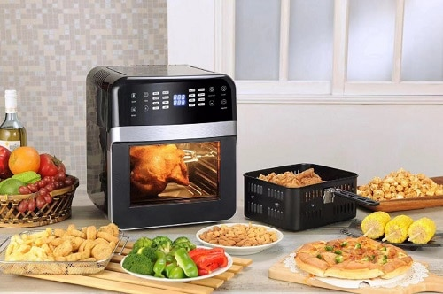 What Is A Large Air Fryer
