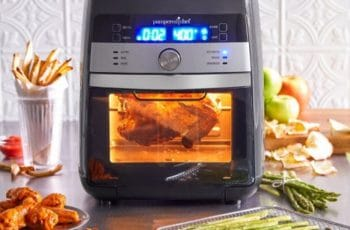 What Is The Best Air Fryer With Rotisserie