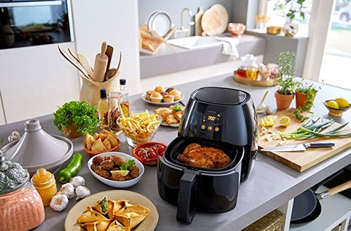What Size Air Fryer For Family Of 4