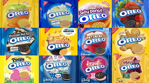 What are Oreos
