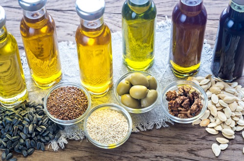 What are the healthiest cooking oils