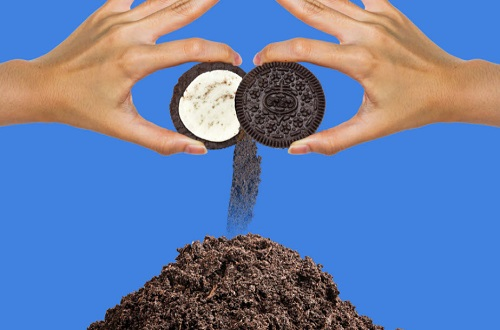 What is Oreos made out of
