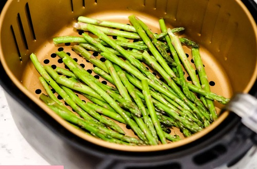 How To Cook Asparagus In Air Fryer