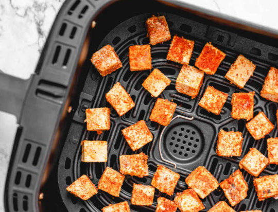 How To Cook Tofu In Air Fryer